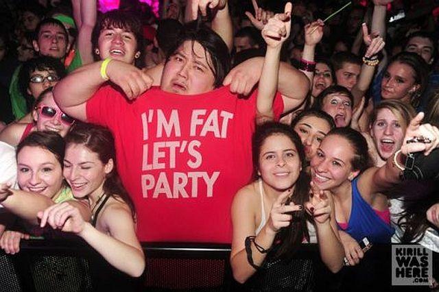 Party Till You Drop