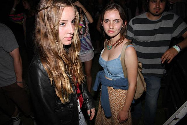 The Party Girls of Coachella