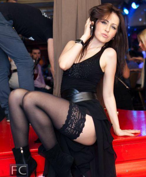 Cute Russian Club Girls Seem to Love Creepy Guys. Part 2