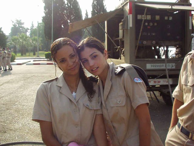 These Israeli Army Ladies are Dazzling