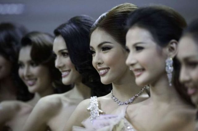 Thai Transgender Beauty Pageant