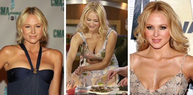 Celebs with the Worst Fake Breasts: Before and After