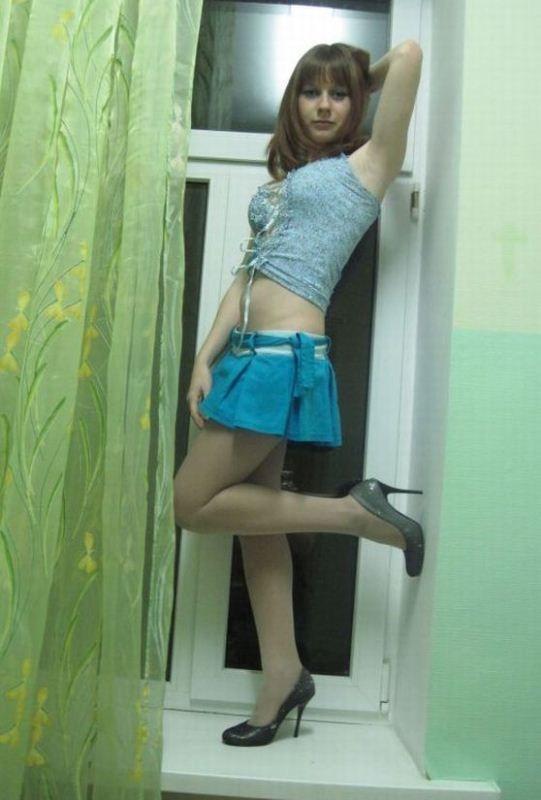 Modern Russian Schoolgirls: Chic or Slutty?