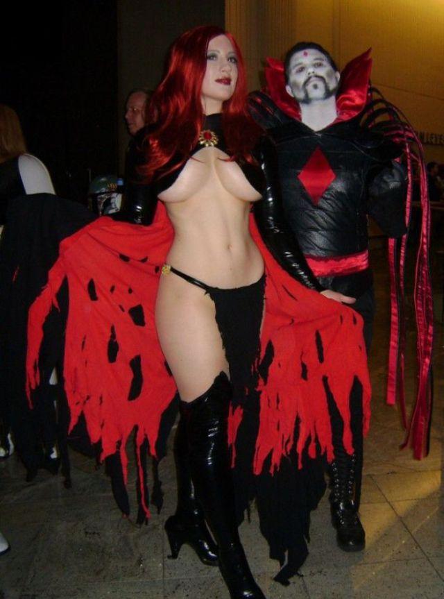 X-Men Goblin Queen Hottie IRL