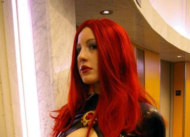 X-Men Goblin Queen Hottie IRL