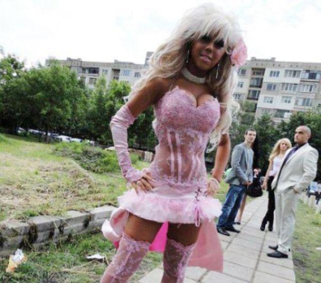 Bulgarian Prom Day Gone Wild