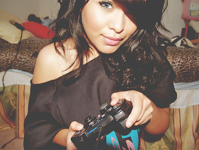 Girls You Want to Game With