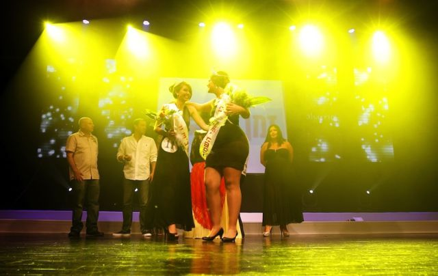 Beauty Pageant for Chubby in Israel