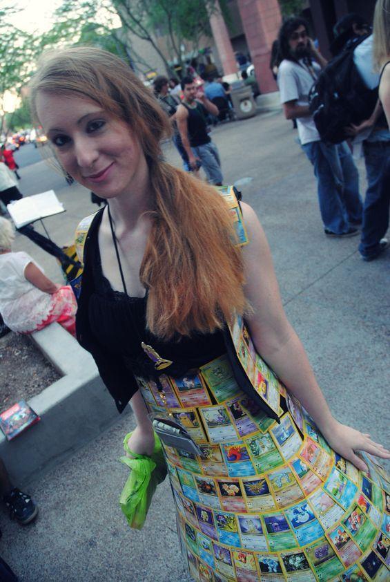 Costumed Cuties of Phoenix Comicon 2012