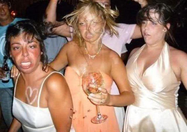 Girls Having Fun