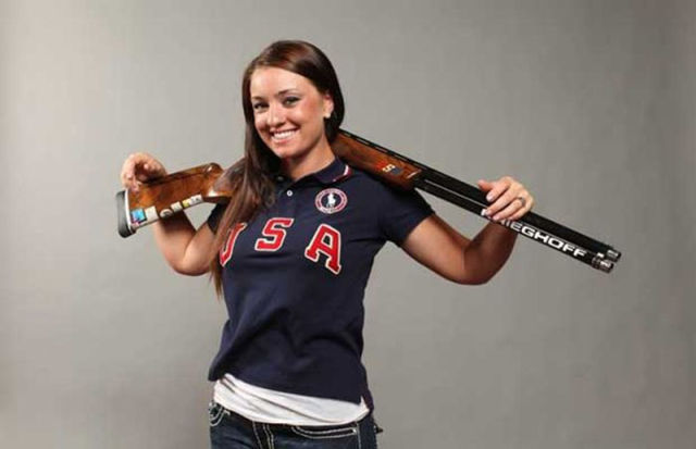 Cutest Girls of the American Olympic Team