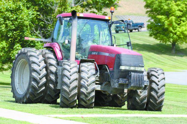 Angry American Farmer Takes Revenge