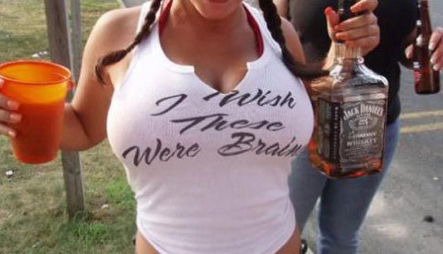 Funny and Hot Boobs Messages