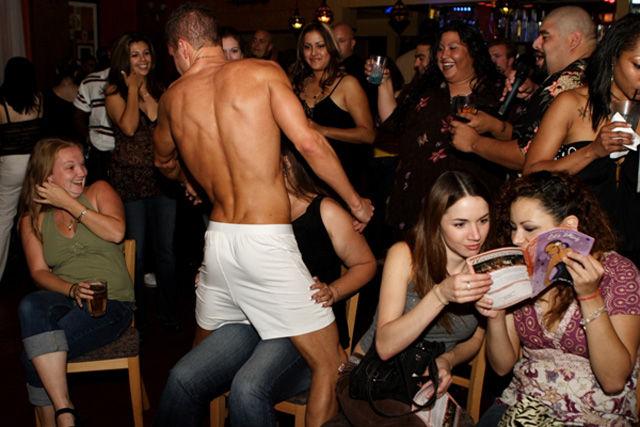 Painfully Awkward Nightclub Photos