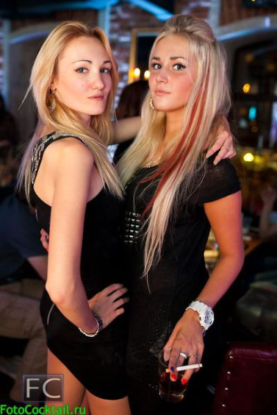 Cute Russian Club Girls Seem to Love Creepy Guys. Part 3
