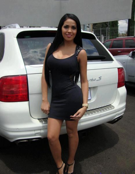 Oh My, Those Tight Dresses. Part 5