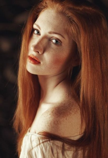 The Stunning Redhead Beauties Break All the Stereotypes