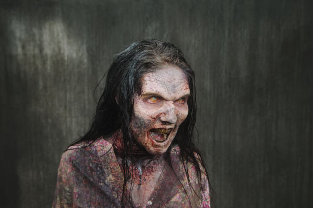 """A Look Behind-the-scenes of """"The Walking Dead"""""""