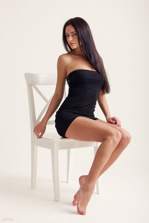 Oh My, Those Tight Dresses. Part 9