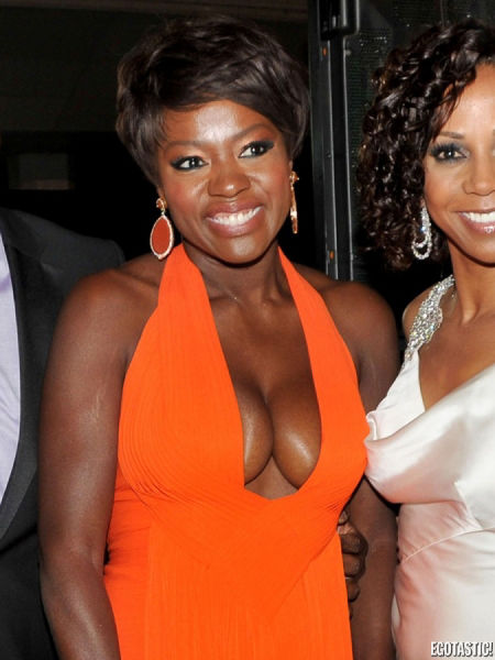 2012 Is the Year of Celebrity Cleavage