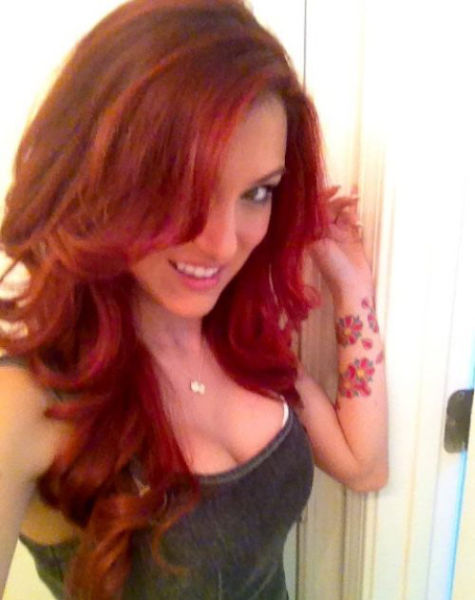 The Stunning Redhead Beauties Break All the Stereotypes. Part 2