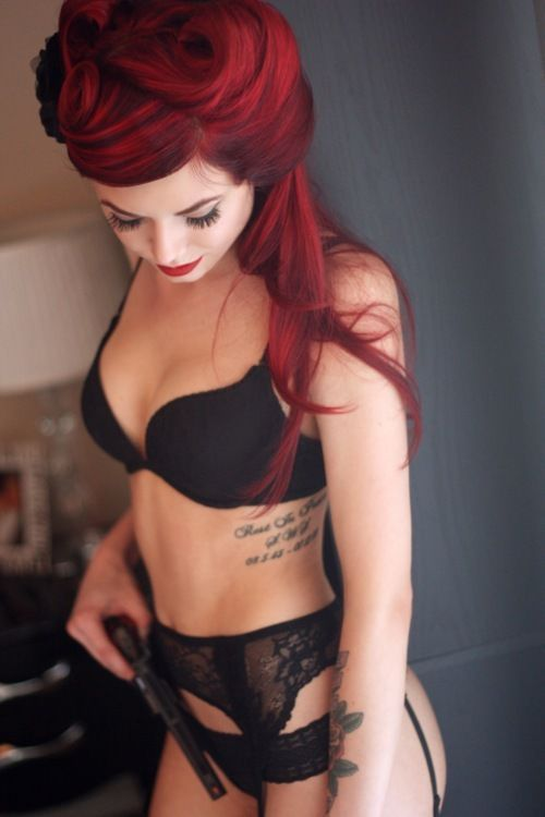 Redheads Showing Just How Beautiful They Are
