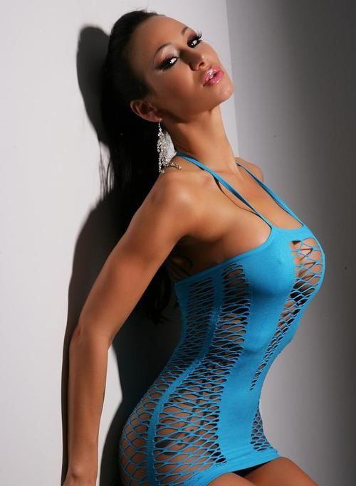 Oh My, Those Tight Dresses. Part 11