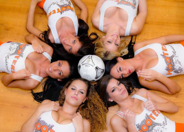 """You Don't Have to be """"Hungary"""" to Visit Hooters Budapest"""