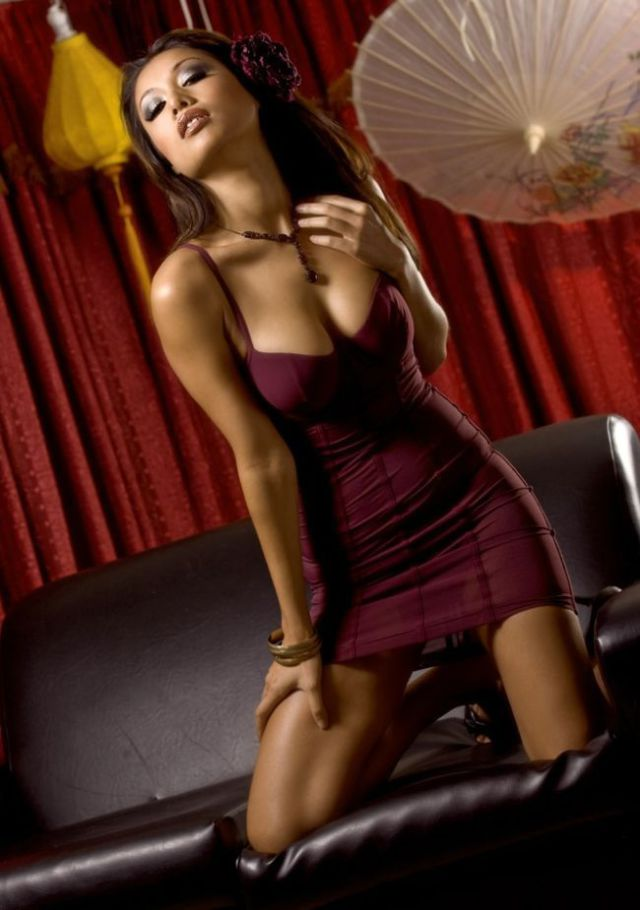 Oh My, Those Tight Dresses. Part 12