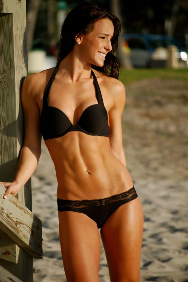 Perfectly Toned and Trim Girls