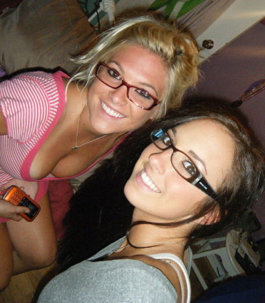 Bespectacled Beauties