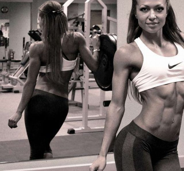 Perfectly Toned and Trim Girls. Part 2