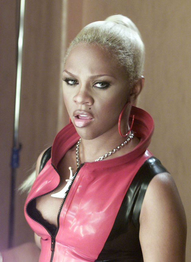 The Ever Changing Face of Lil Kim