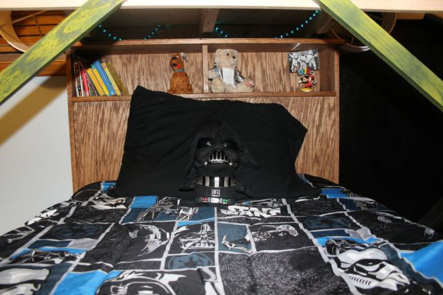 Best Boys Bed Ever…