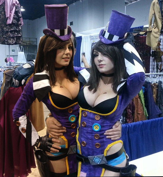 The Bold and Beautiful Babes of Cosplay