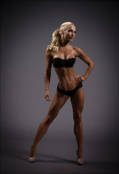 Perfectly Toned and Trim Girls. Part 3
