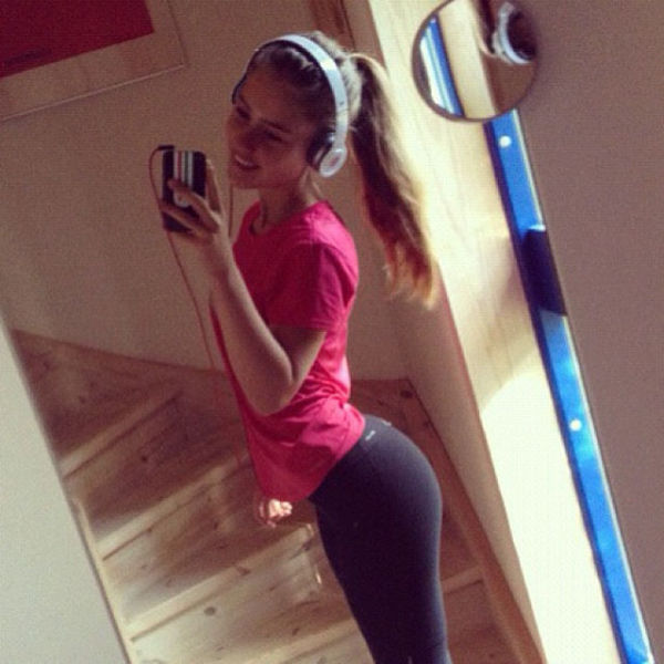 What's Not to Love about Yoga Pants? Part 8
