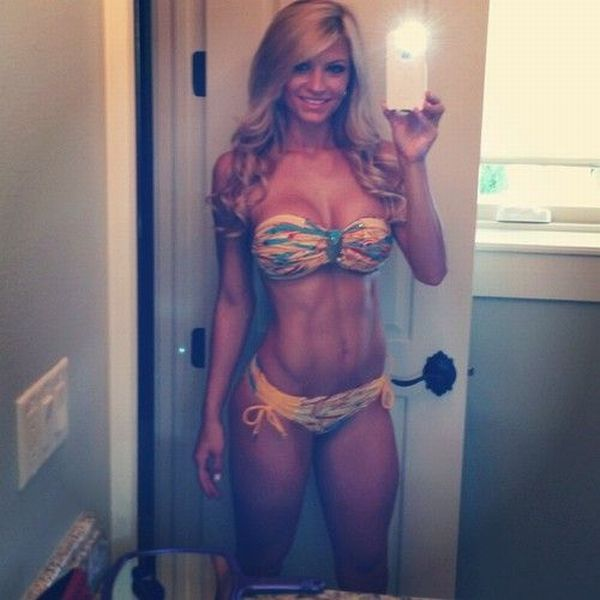 Perfectly Toned and Trim Girls. Part 4