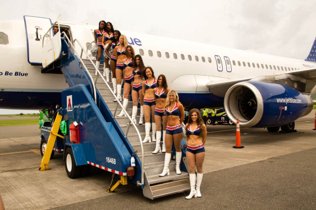 It Doesn't Get Better Than Cheerleaders in Swimsuits