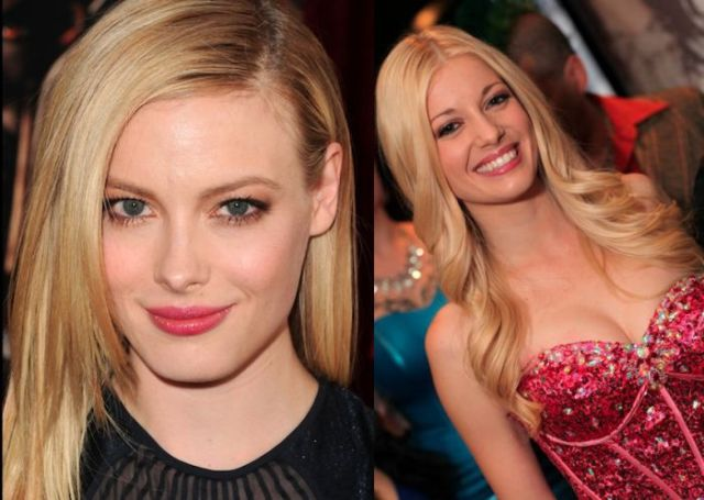 Porn Star Lookalikes of Female Celebs