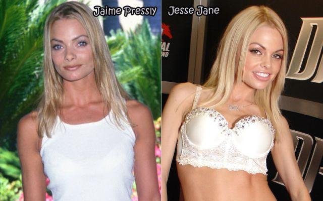 Porn Star Lookalikes of Popular Celebs