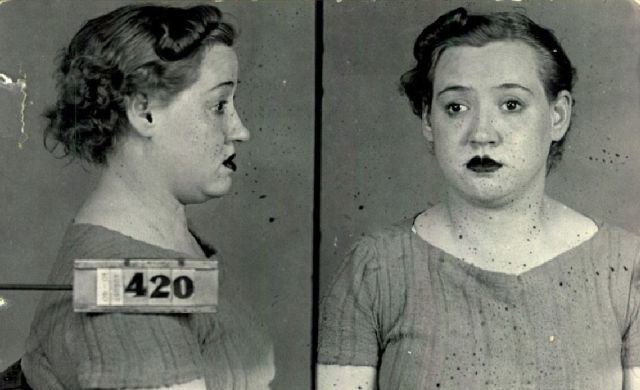 Fascinating Portraits of Canada's Notorious WWII Prostitutes