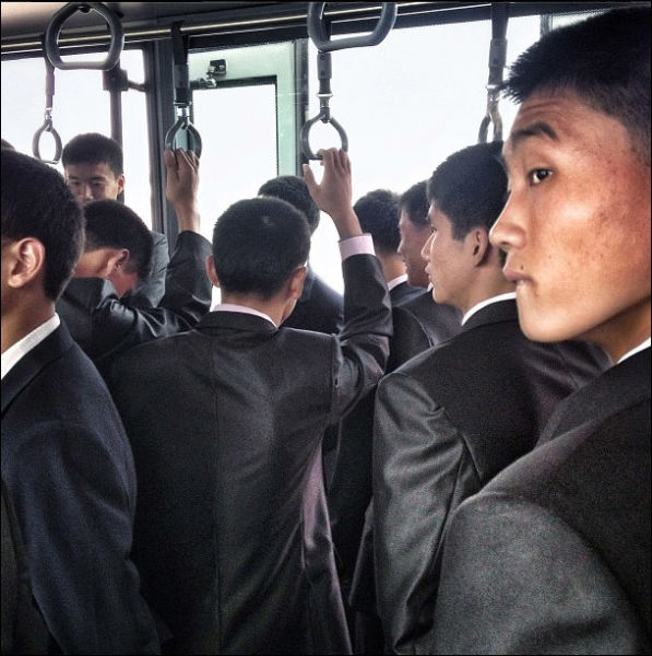Some of the First Uncensored Pics from North Korea on Instagram