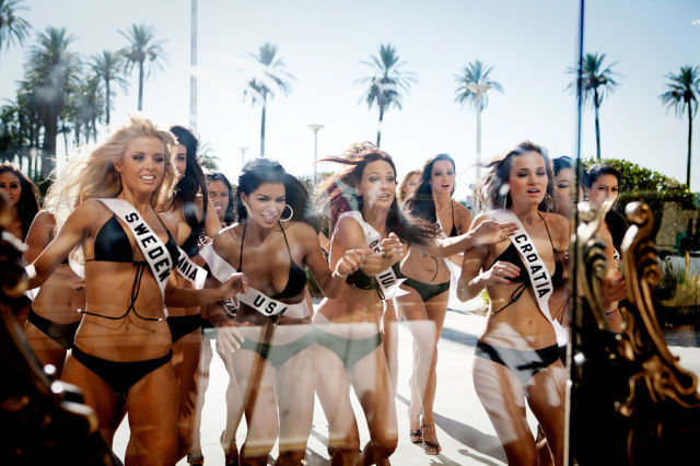 What Happens Backstage at Beauty Pageants