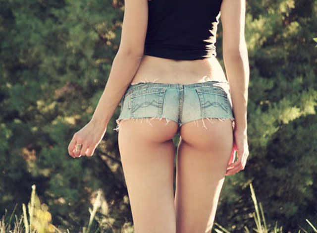 Underbutts Are Taking Over the World