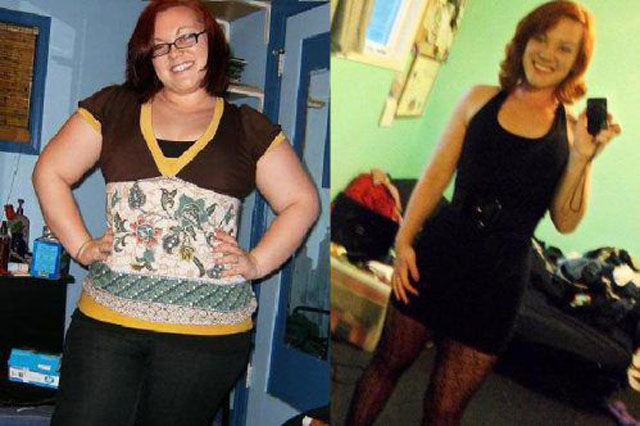 Remarkable Female Health Transformations