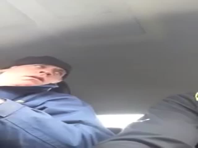 Irish Dad's Reaction to His Son's Failed Driving Test  (VIDEO)