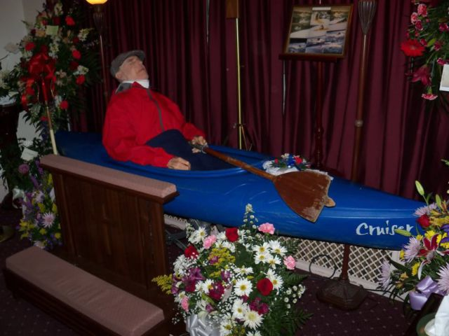 Funerals That Are Stranger Than You Could Ever Imagine