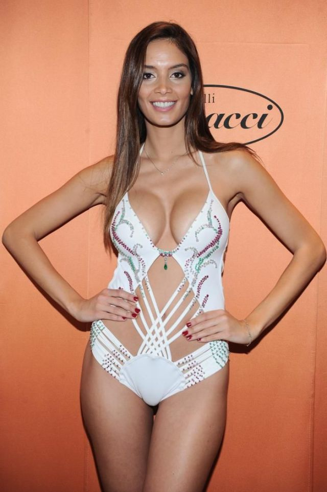 A Swimsuit That  Is Too Pricey to Swim In