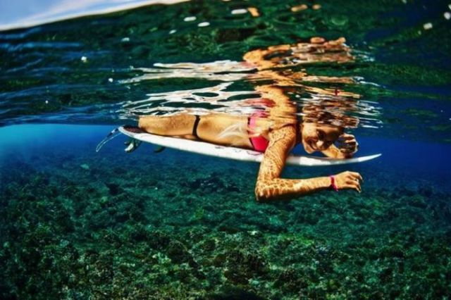 Gorgeous Pics of Surfer and Bikini Model Alana Blanchard
